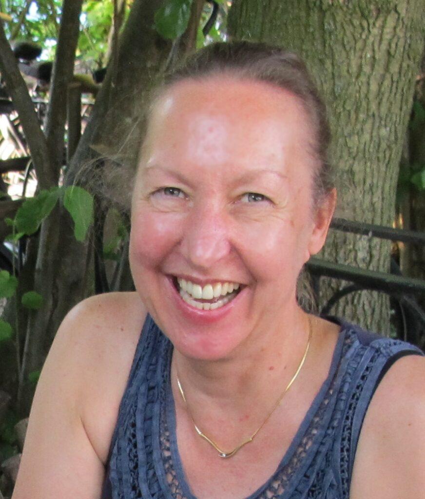 Over mij: Renate Reijns